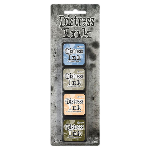Distress Mini Ink Kits - #9