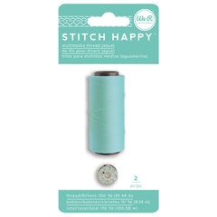 We R Stitch Happy Thread - Aqua