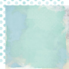 "Little Treasures - Kaisercraft - Double-Sided Cardstock 12""X12"" - Baby Steps"