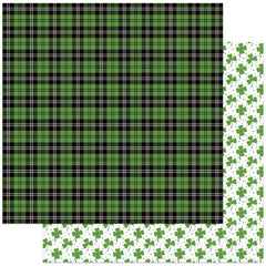 "Tulla & Norbert's Lucky Charm - PhotoPlay - Double-Sided Cardstock 12""X12"" - Bagpipes"