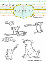Colorado Craft Company - Die Set - Wishing You Happiness