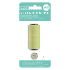 We R Stitch Happy Thread - Citrine