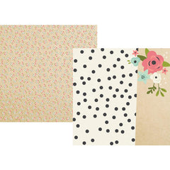 "Bloom Double-Sided Cardstock 12""X12"" - Every Day Counts"