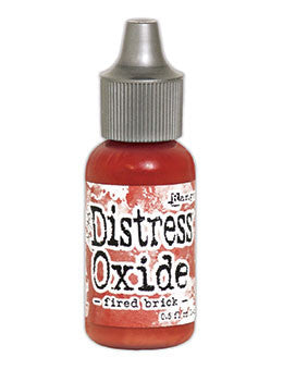 Distress Oxide Reinker 1/2oz - FIRED BRICK