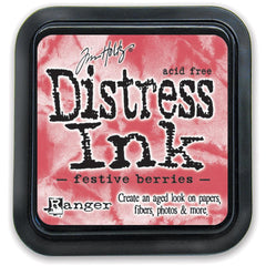 Festive Berries - Tim Holtz Distress Ink Pad