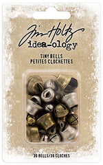 Tim Holtz - Findings Tiny Bells (Christmas 2020)