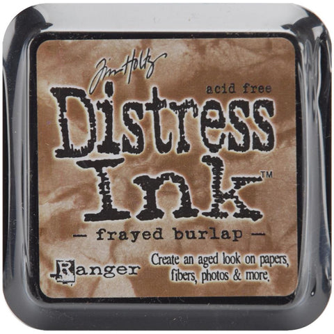 Frayed Burlap - Tim Holtz Distress Ink Pad