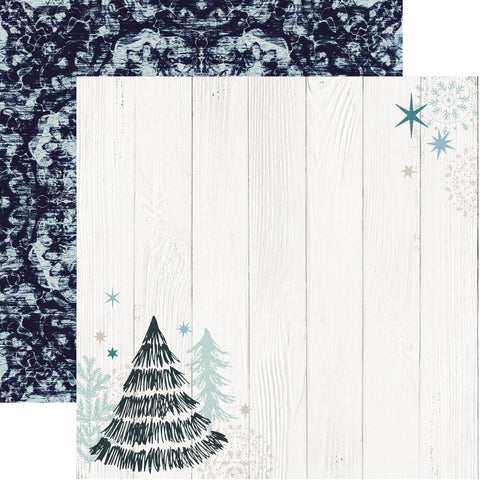 "Wonderland Double-Sided Cardstock 12""X12"" - Kaisercraft - Frost"