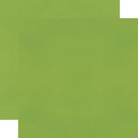 "Simple Stories Color Vibe Double-Sided Cardstock 12""X12"" - Green"