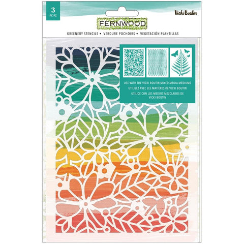 "Golden Grove Double-Sided Cardstock 12""X12"" - Greenery"