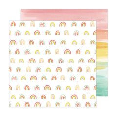 Foundations Decor Shadow Box Kit - Happy Days