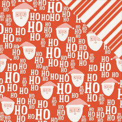 "Oh What Fun Double-Sided Cardstock 12""X12"" -  Ho Ho Ho"