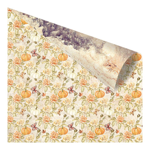 "Amber Moon Foiled Double-Sided Cardstock 12""X12"" - Into The Woods"