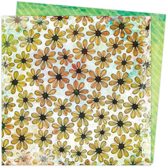 "Color Study - Vicki Boutin - Double-Sided Cardstock 12""X12"" - Journal"