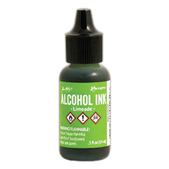 Tim Holtz Alcohol Ink .5oz - Limeade