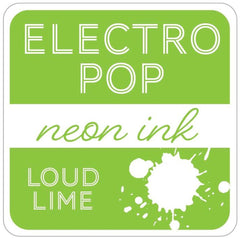 Rina K - ElectroPop Neon Ink Pad - Loud Lime