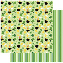 "Tulla & Norbert's Lucky Charm - PhotoPlay - Double-Sided Cardstock 12""X12"" - Lucky Charm"