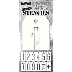 Sizzix Bigz L Die By Tim Holtz - Mechanical