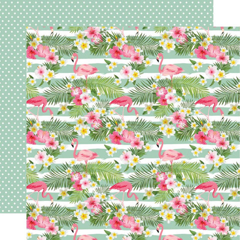 "Sunkissed - Kaisercraft  - Double-Sided Cardstock 12""X12"" - Mojito"