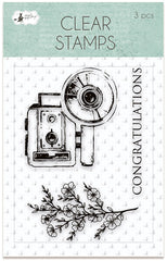 Truly Yours - P13 - Photopolymer Stamps