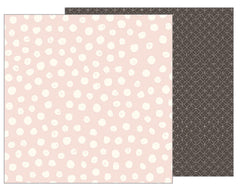 "Jen Hadfield Heart Of Home Double-Sided Cardstock 12""X12"" - Painted Dots"