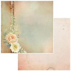"Irrevocable Beauty - 49 & Market - Double-Sided Cardstock 12""X12"" - Petrarch"