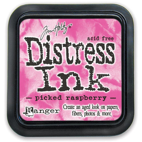 Picked Raspberry - Tim Holtz Distress Ink Pad