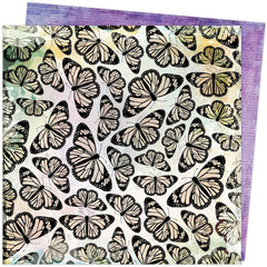 "Color Study - Vicki Boutin - Double-Sided Cardstock 12""X12"" - Pretty Things (not in paper pad)"