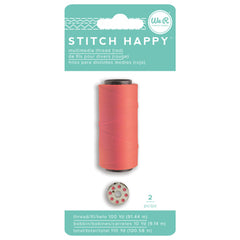 We R Stitch Happy Thread - Red
