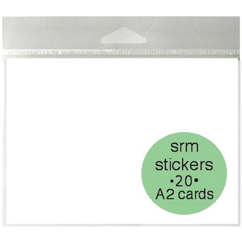 "SRM A2 We've Got Your Notecards (4.25""X5.5"") 20/Pkg"