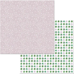"Garden Party Double-Sided Cardstock 12""X12"" - Serenity"