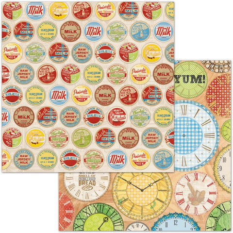 "Family Recipes Double-Sided Cardstock 12""X12"" - So Good"