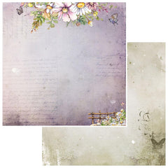 "Irrevocable Beauty - 49 & Market - Double-Sided Cardstock 12""X12"" - Sonnet"