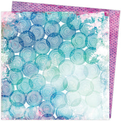 "Color Study - Vicki Boutin - Double-Sided Cardstock 12""X12"" - Spheres"