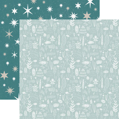 "Wonderland Double-Sided Cardstock 12""X12"" - Kaisercraft - Stars"