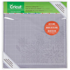 "Cricut Cutting Mat 12""X12"" - StrongGrip"