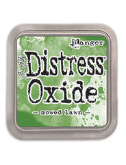 Distress Oxide Pad 3 X 3 - MOWED LAWN *NEW*