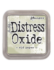 Distress Oxide Pad 3 X 3 - OLD PAPER *NEW*