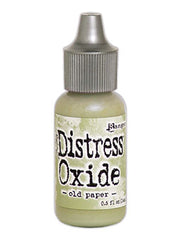 Distress Oxide Reinker 1/2oz - OLD PAPER *NEW*