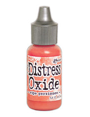 Distress Oxide Reinker 1/2oz - RIPE PERSIMMON *NEW*