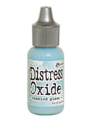 Distress Oxide Reinker 1/2oz - TUMBLED GLASS *NEW*