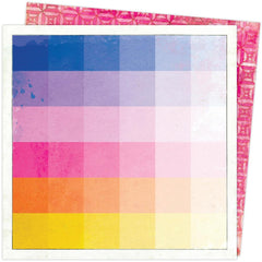 "Color Study - Vicki Boutin - Double-Sided Cardstock 12""X12"" - Thumbnail (not in paper pad)"