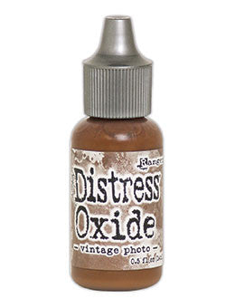 Distress Oxide Reinker 1/2oz - VINTAGE PHOTO