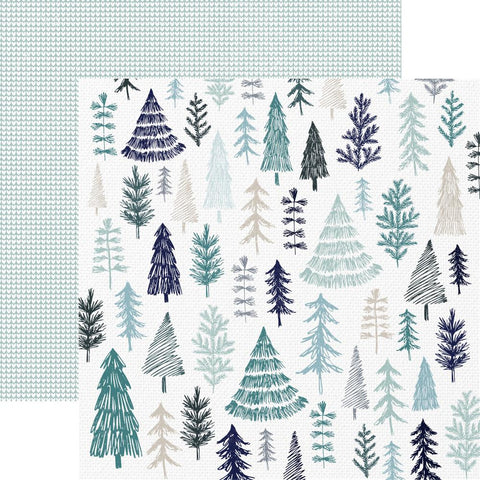 "Wonderland Double-Sided Cardstock 12""X12"" - Kaisercraft - Winter"