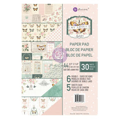 Debutante - Prima Marketing Double-Sided Paper Pad A4 30/Pkg