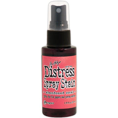 Abandoned Coral - Tim Holtz Distress Spray Stains 1.9oz Bottles (February)