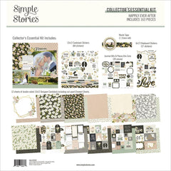 "Happily Ever After - Simple Stories - Collector's Essential Kit 12""X12"""