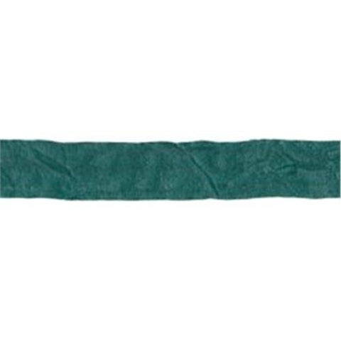 "Crepe Fabric Ribbon .75"" (1 yd) - Evergreen"