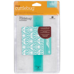 "Cuttlebug 5""X7"" Embossing Folder/Border Set - Haunted Damask"