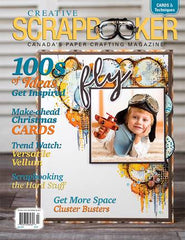 Creative Scrapbooker Magazine - Fall 2019